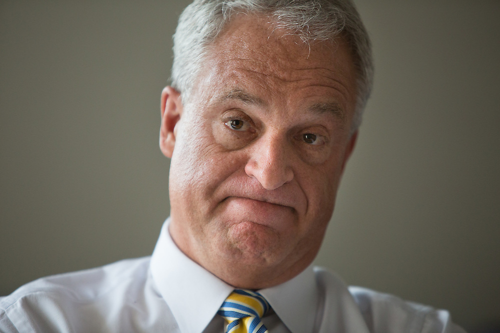 Newark Superintendent of Schools Christopher Cerf. <br /> 10/25/15 Photo by John O'Boyle