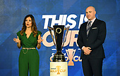 Soccer-CONCACAF Gold Cup Groups Unveiling-Apr 10, 2019