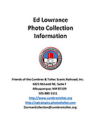 EL00 Lowrance Collection INfo