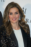 110413 Spanish Royals at Commemoration of the fifteenth anniversary of the newspaper 'La Razon'