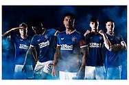 Shot on location at Ibrox stadium and Rangers training ground.