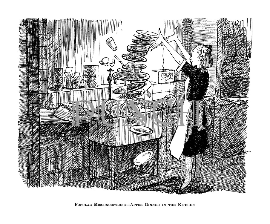 Popular Misconceptions - After Dinner in the Kitchen