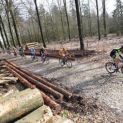 23-03-2019: Wielrennen: Drentse Dorpenomloop: Assen<br />-wielrennen - Assen - Drenthe - KNWU <br />Lars Loohuis