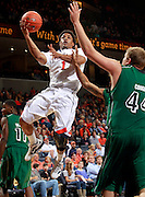 CHARLOTTESVILLE, VA- NOVEMBER 26:  Jontel Evans #1 of the Virginia Cavaliers handles the ball during the game on November 26, 2011 at the John Paul Jones Arena in Charlottesville, Virginia. Virginia defeated Green Bay 68-42. (Photo by Andrew Shurtleff/Getty Images) *** Local Caption *** Jontel Evans