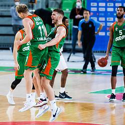 20201210: SLO, Basketball - EuroCup 2020/21, KK Cedevita Olimpija vs Promitheas Patras