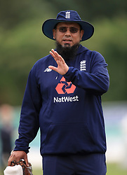 England Lions Spin Bowling consultant Saqlain Mushtaq