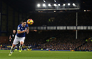 Gareth Barry of Everton during the Premier League match at Goodison Park, Liverpool. Picture date: December 4th, 2016.Photo credit should read: Lynne Cameron/Sportimage