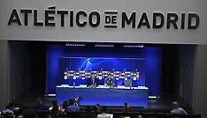 Atletico de Madrid Press Conference - 03 Oct 2018