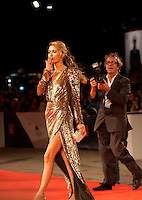 Victoria Bonya at the gala screening for the film Equals at the 72nd Venice Film Festival, Saturday September 5th 2015, Venice Lido, Italy.