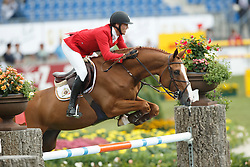 Bruynseels Niels, (BEL), Pommeau Du Heup<br /> Team and 1th individual qualifier <br /> FEI European Championships - Aachen 2015<br /> © Hippo Foto - Dirk Caremans<br /> 19/08/15