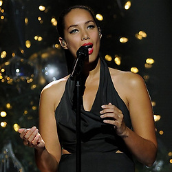 """Leona Lewis releases a photo on Instagram with the following caption: """"Her voice is golden \u2728\ud83d\udc9b\n@leonalewis\n#pretty#gorgeous#star#stunning#flawless#beautiful#insta#follow#like#comment#leonalewis"""". Photo Credit: Instagram *** No USA Distribution *** For Editorial Use Only *** Not to be Published in Books or Photo Books ***  Please note: Fees charged by the agency are for the agency's services only, and do not, nor are they intended to, convey to the user any ownership of Copyright or License in the material. The agency does not claim any ownership including but not limited to Copyright or License in the attached material. By publishing this material you expressly agree to indemnify and to hold the agency and its directors, shareholders and employees harmless from any loss, claims, damages, demands, expenses (including legal fees), or any causes of action or allegation against the agency arising out of or connected in any way with publication of the material."""