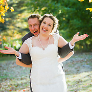 Colleen and Doug Got Married!