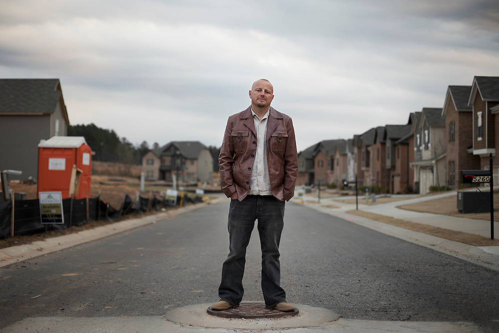 After an influx of immigrants from Eastern Europe drove down wages and increased competition for construction jobs in England, David Day looked to a better life in the U.S. The high cost of living in the U.K. made the move more urgent. Eventually sponsored as a specialty carpenter, David moved his family to Georgia, bought a home with a big yard, and now works in the construction industry there.