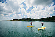 Lake Murray State Park for the Oklahoma Department of Tourism