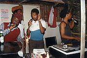 Stur Mars jamaican DJ