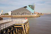 The Deep aquarium, Hull, Yorkshire, England