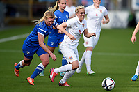 Fotball , 29. mai 2015 ,  Privatkamp  kvinner , Norge - Finland<br /> Kristine Minde , Norge<br /> <br /> Norway - Finalnd <br /> Norway - Finland