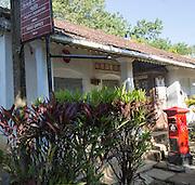 Colonial Post Office building, Ella, Badulla District, Uva Province, Sri Lanka, Asia