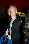 SIMON PATTERSON, The Hayward Gallery 40th birthday Gala. hayward Gallery. South Bank. 9 July 2008 *** Local Caption *** -DO NOT ARCHIVE-© Copyright Photograph by Dafydd Jones. 248 Clapham Rd. London SW9 0PZ. Tel 0207 820 0771. www.dafjones.com.