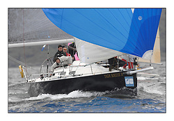 Brewin Dolphin Scottish Series 2011, Tarbert Loch Fyne - Yachting - Day 1 of the 4 day series..2377C, Tigh Solius II, Dr Ken Grant, CCC/Holy Loch SC, J109..