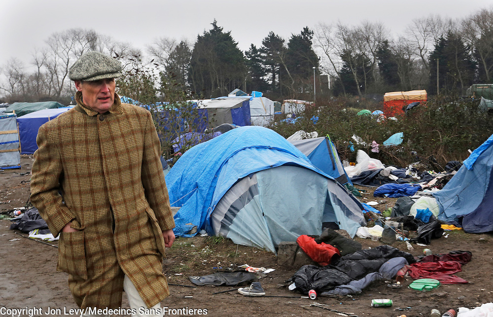 Calais: AA Gill visits the refugee camps of Calais and Grande Synthe in Dunkirk.