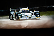 August 4-6, 2011. American Le Mans Series, Mid Ohio. 20 Oryx Dyson Racing