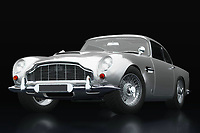 The Aston Martin DB5, Aston Martin's most famous model, is the symbol of the British automobile industry. Who doesn't know this Aston Martin from the James Bond movies where this Aston Martin was always destroyed after a chase scene. When seeing such a scene, every Aston Martin lover broke his or her heart. -<br />