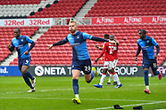 Middlesbrough v Wycombe Wanderers 080521