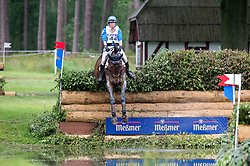 Donckers Karin, (BEL), Fletcha van't Verahof   <br /> Cross country - CIC3* Luhmuhlen 2016<br /> © Hippo Foto - Jon Stroud<br /> 18/06/16