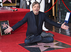 Mark Hamill Hollywood Walk of Fame Ceremony - 8 March 2018