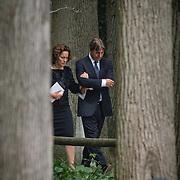 NLD/Lage Vuursche/20130816 - Uitvaart prins Friso, vriend Youri Albrecht en partner
