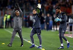 February 12, 2019 - Rome, Italy - AS Roma v FC Porto : UEFA Champions League Round of 16 ..Iker Casillas of Porto at Olimpico Stadium in Rome, Italy on February 12, 2019. (Credit Image: © Matteo Ciambelli/NurPhoto via ZUMA Press)