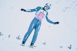 01.01.2020, Olympiaschanze, Garmisch Partenkirchen, GER, FIS Weltcup Skisprung, Vierschanzentournee, Garmisch Partenkirchen, Wertungssprung, im Bild Kamil Stoch (POL) // Kamil Stoch of Poland during his competition Jump for the Four Hills Tournament of FIS Ski Jumping World Cup at the Olympiaschanze in Garmisch Partenkirchen, Germany on 2020/01/01. EXPA Pictures © 2019, PhotoCredit: EXPA/ Dominik Angerer