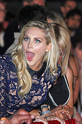 © Licensed to London News Pictures. 12/09/2014, UK. Stephanie Pratt, Celebrity Big Brother Summer 2014 - Live Final, Elstree Studios, Elstree UK, 12 September 2014. Photo credit : Brett D. Cove/Piqtured/LNP