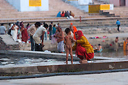 Pushkar 2011 Ghat Puja