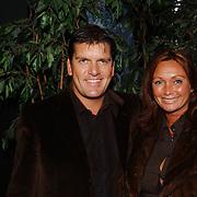 Beauty 4 event, Frank Masmeijer en vrouw Sandra Birsak