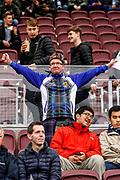 Dressed for success, A proud Scotsman ahead of the U21 UEFA EUROPEAN CHAMPIONSHIPS match Scotland vs England at Tynecastle Stadium, Edinburgh, Scotland, Tuesday 16 October 2018.