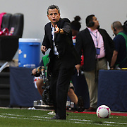 Chicago Fire coach Frank Klopas on the sideline during the New York Red Bulls V Chicago Fire Major League Soccer regular season match at Red Bull Arena, Harrison. New Jersey. USA. 6th October 2012. Photo Tim Clayton