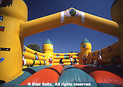York Co., PA Park Festival Inflated Playground