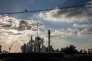 Israel,Tel Aviv, Sunset