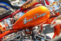 Willie's Tropical Tattoo annual Old School Bike Show during Daytona Bike Week. FL, USA. March 13, 2014.  Photography ©2014 Michael Lichter.