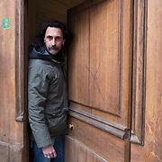 Piccolo Teatro Grassi, Milano, Italia, 6 Aprile 2021. Filippo Trametto, 48 anni, macchinista.