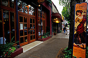 Image of downtown McMinnville, Oregon, Pacific Northwest by Andrea Wells