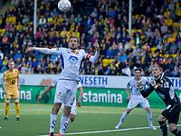 Fotball , 22. mai 2016 ,  Tippeligaen , Eliteserien ,<br /> Bodø Glimt - Ålesund<br /> Oddbjørn Lie, Ålesund,Andreas Lie, Ålesund