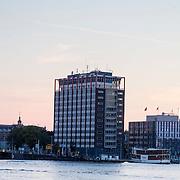NLD/Amsterdam/20130826 - Havengebouw Amsterdam