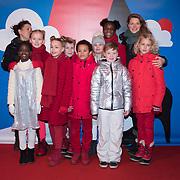 NLD/Leeuwarden/20180127 - Alexander en Maxima openen Leeuwarden-Fryslân 2018, Deelnemende kinderen