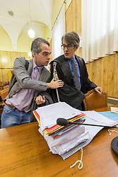 UDIENZA PROCESSO IGOR VACLAVIC NORBERT FEHER A FERRARA