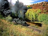 Scenic tourist railroads