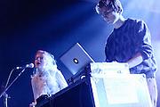 Photos of the Icelandic band Samaris performing live for Iceland Airwaves Music Festival at Reykjavik Art Museum in Reykjavik, Iceland. November 1, 2012. Copyright © 2012 Matthew Eisman. All Rights Reserved.