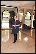 ANGELA HARTNETT, Veuve Clicquot World's Best Female chef champagne tea party. Halkin Hotel. Halkin St. London SW1. 28 April 2014.